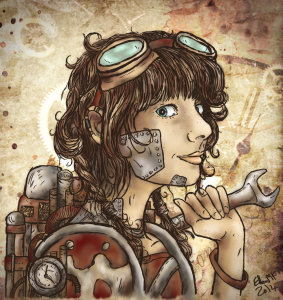 steampunk_worker_girl