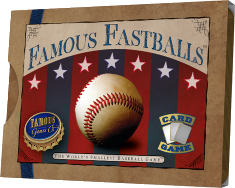 The World's Smallest Sports Games – Famous Fastballs